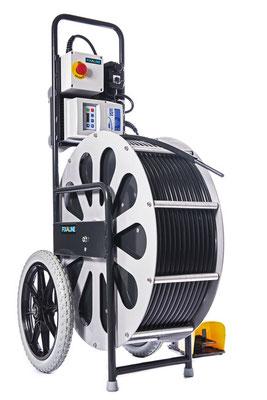 Kanalfräsroboter für die Kanalsanierung - Bild 3