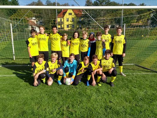 Fußball C-Juniorenmannschaft 2019/20