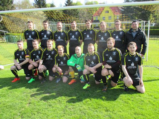 Herrenmannschaft 2015/16