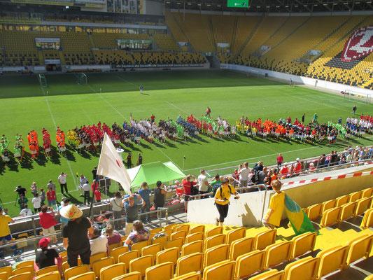 SZ WM im DDV Stadion Dresden am 18.Juni 2017