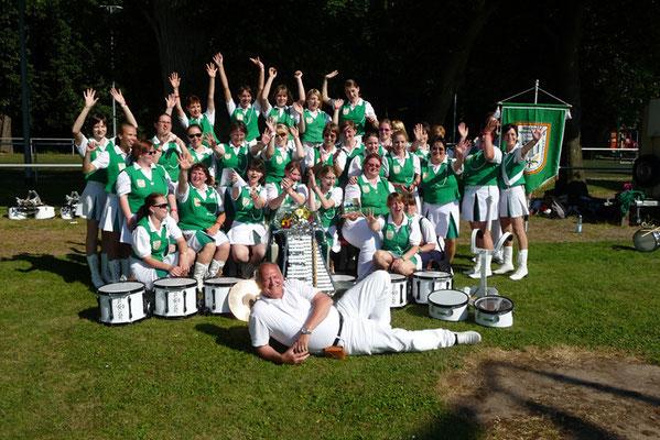 Mädchenspielmannszug 2010