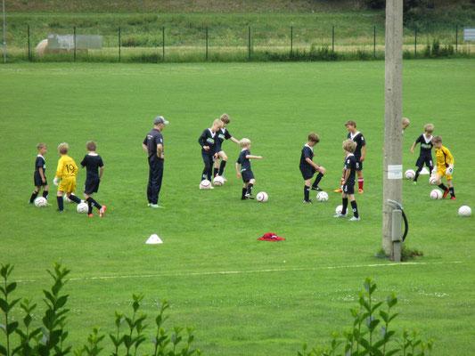 Soccer-Feriencamp 27.Juni bis 01.Juli 2016