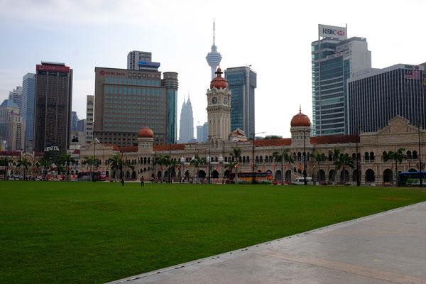 Unabhängigkeits Platz Kuala Lumpur
