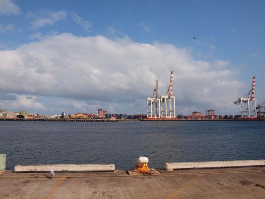 Hafen von Fremantle