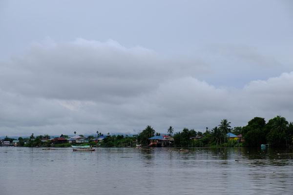 Sungai Sarawak Fluss