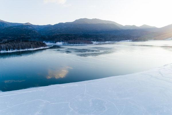2019.12.7 北海道上士幌町糠平湖