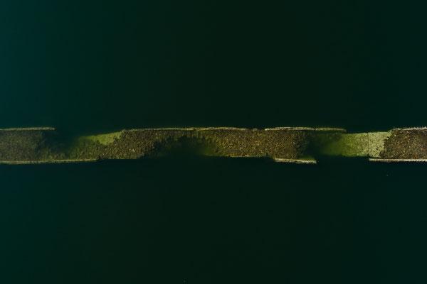 2019.10.10 北海道上士幌町 糠平湖 タウシュベツ川橋梁