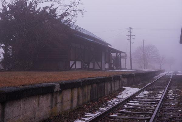 2019.12.12 北海道士幌町 士幌駅
