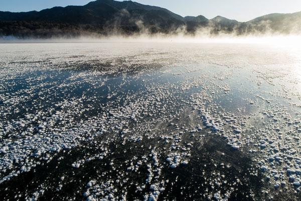 2019.12.9 北海道上士幌町糠平湖
