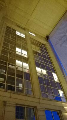 nettoyage de vitre hauteur 34 accro gecko