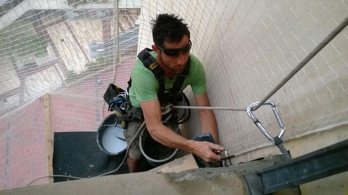 Réparation des bétons