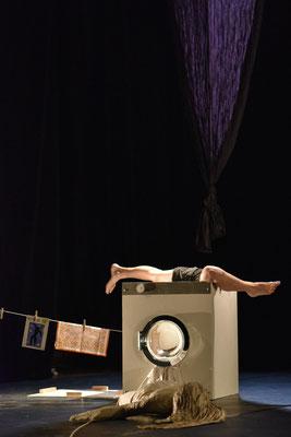 """Festival """"d'ici danse"""" le d'art d'art de Christelle Dubois"""