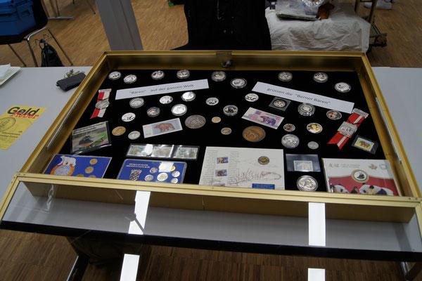 Ausstellung des Numismatischen Vereins Zürich (NVZ)