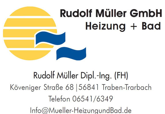 Rudolf Müller GmbH Heizung & Bad, www.mueller-heizungundbad.de
