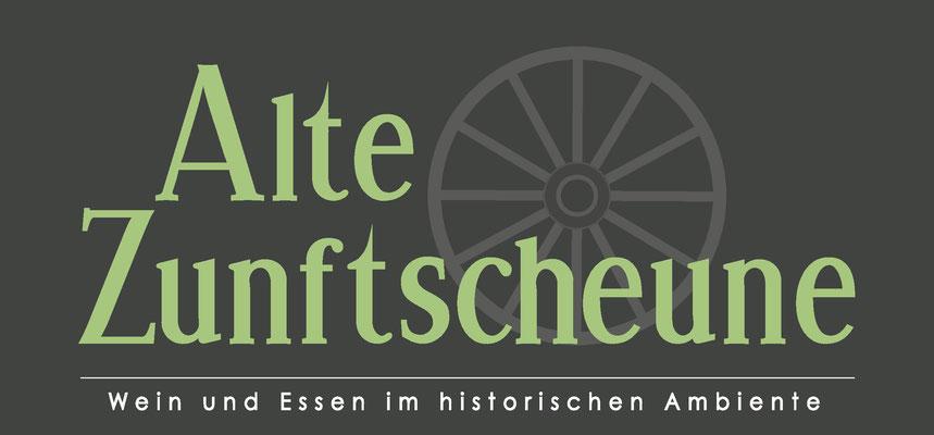 Restaurant Alte Zunftscheune, www.zunftscheune.de