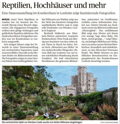 Saarbrücker Zeitung vom 24.07.2018
