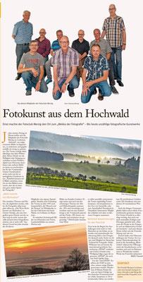 Saarzeitung vom 20.02.2018