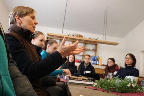 Sabine Darschnik erklärt, worum es geht