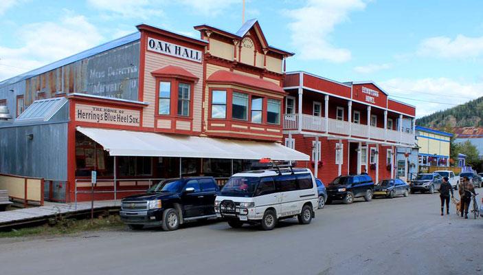 Yeti in Dawson City