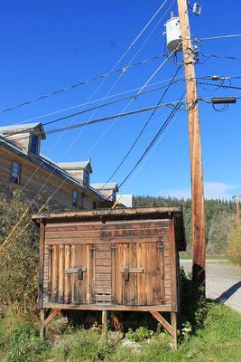 Stromkasten / electricity?!