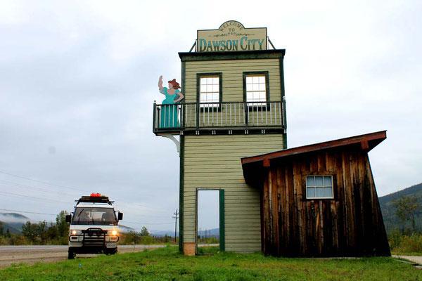 Willkommen in Dawson City / Welcome to Dawson City