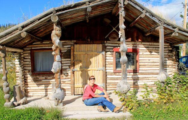Bergbauerhütte / miner's cabin