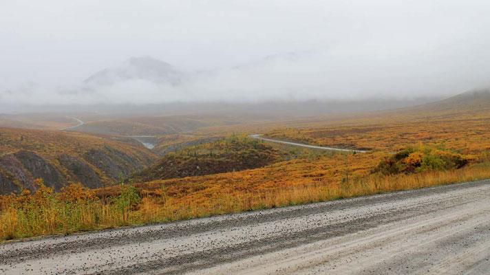 Dempster Highway, Tombstone Territorial Park