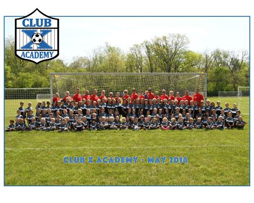 Spring 2018 Club X Academy