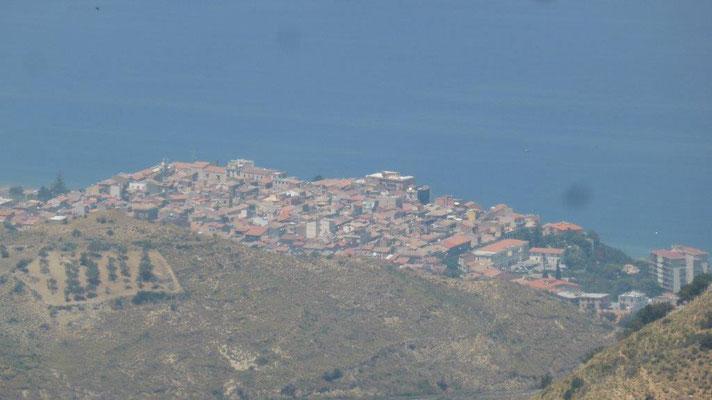 Blick auf San Stefano