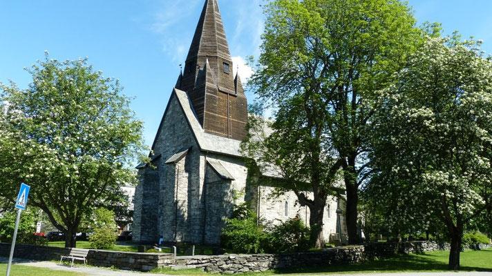 Stabkirche in Voss