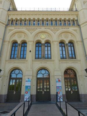 Friedens-Nobell-Preis-Zentrum