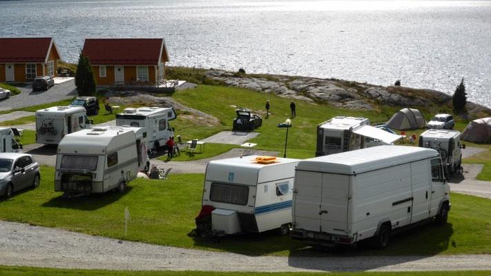 Camping Kjoernes