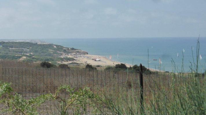 Blick auf den Club Med