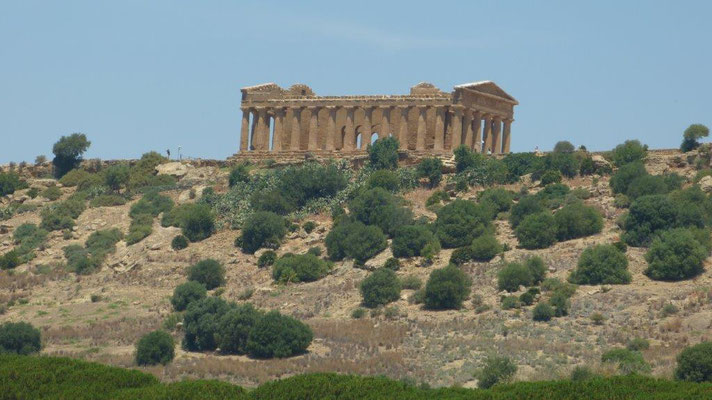 Tempel von Agrigento