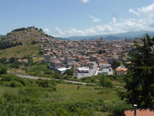 Blick auf Pettineo