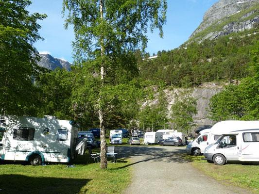 Camping Bratland