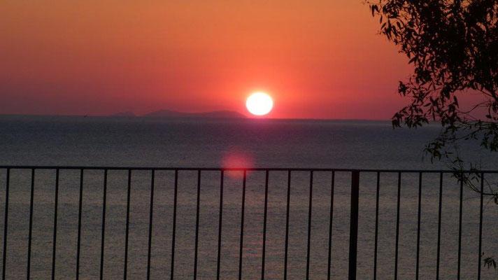 Sonnenaufgang am CP Rais Gerbi