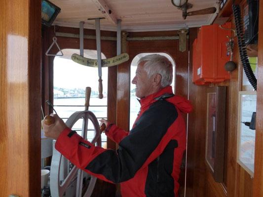 Captain Ahoi