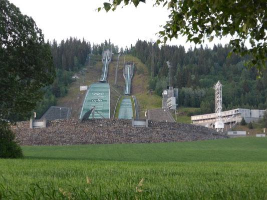 Olympia-Schanze Lillehammer