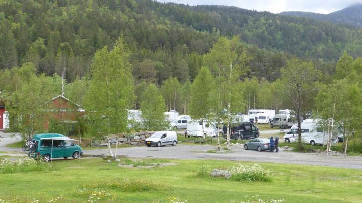 Camping Preikestolen