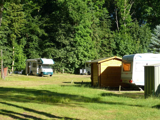 Camping 'Rote Schleuse'