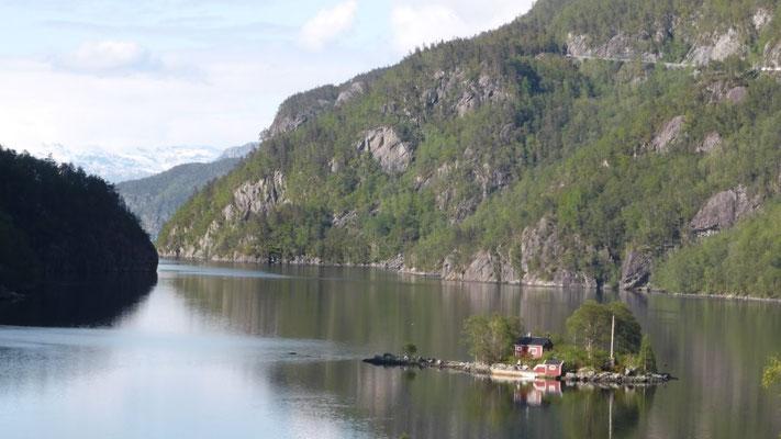 am Jossenfjord