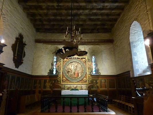 Stabkirche Voss