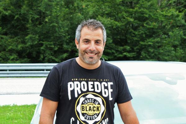 Fabio Orlando (44) était en tête