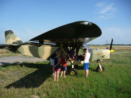 ulm Savannah pour un baptême de l'air ulm , école de pilotage ulm, brevet de pilote ulm