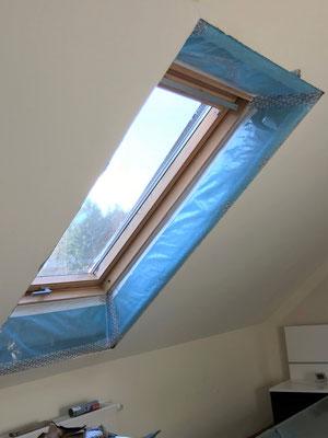 Bekannt Dachfenster-Sanierung mit VELUX Innenfutter - Ewald Sahm GmbH GN79