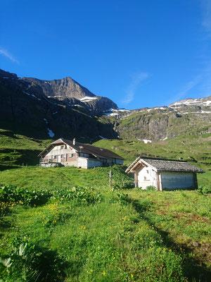 Hütte Oberberg