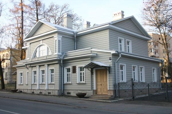 В 2012–2015 гг. в Доме Ф. Каноббио был выполнен капитальный ремонт с воссозданием утраченных элементов здания