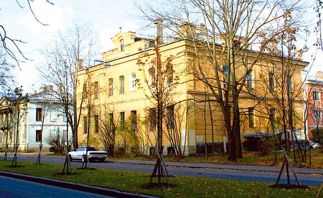 Современный вид дома