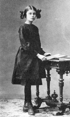 Екатерина Кардовская. Царское Село. Фотография. 1910-е гг.